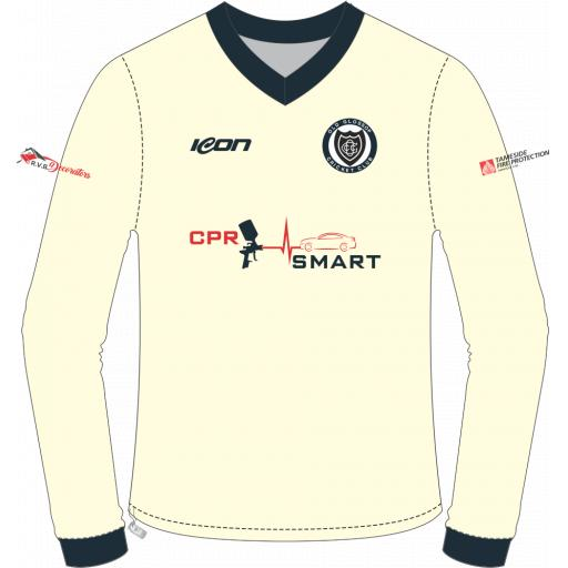 Old Glossop CC Sweater - Long Sleeve
