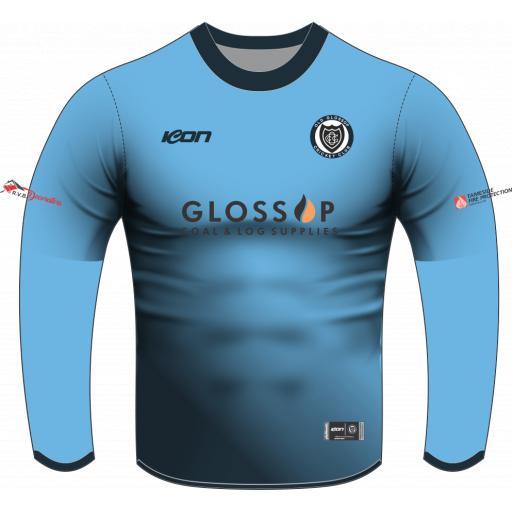 Old Glossop CC T20 Shirt - Long Sleeve