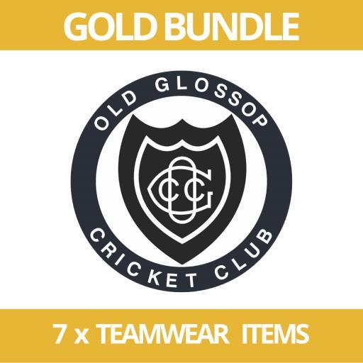 Old Glossop CC Gold Bundle