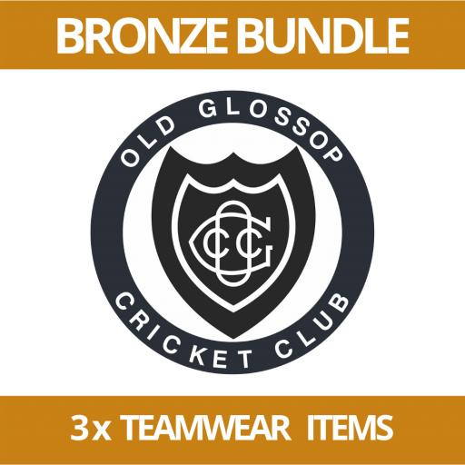 Old Glossop CC Bronze Bundle
