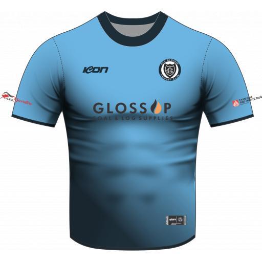 Old Glossop CC T20 Shirt - Short Sleeve