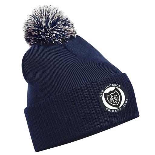 Old Glossop CC Club Beanie Hat