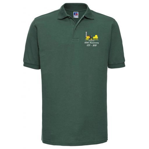 Rainhill CC 150th Anniversary Polo Shirt