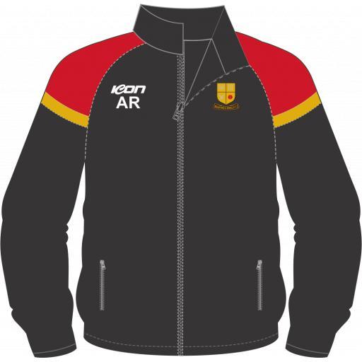 Bradford & Bingley CC Rain Jacket