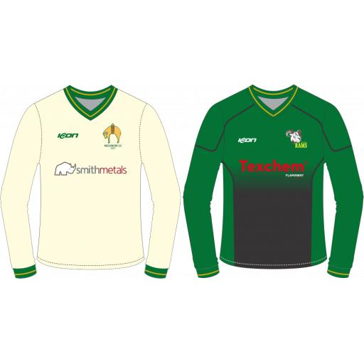 Milnrow CC Reversible Sweater - Long Sleeve