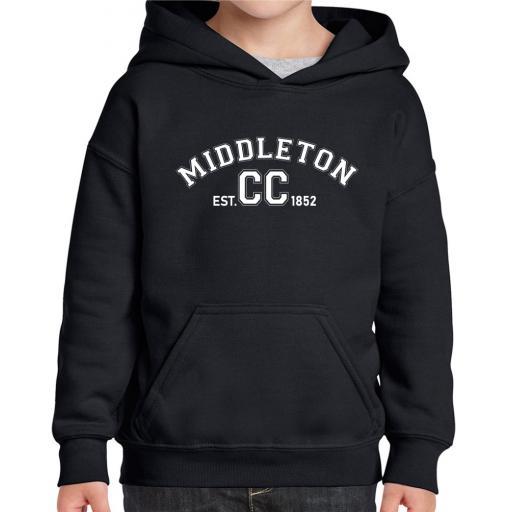Middleton CC Kids Leisure Hoodie