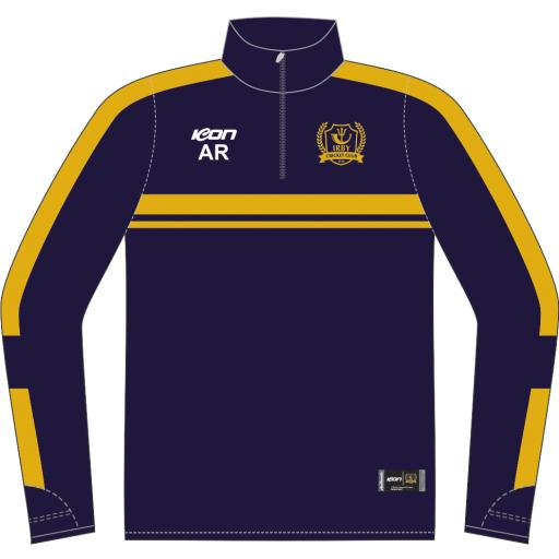 Irby CC 1/4 Zip Sublimated Midlayer