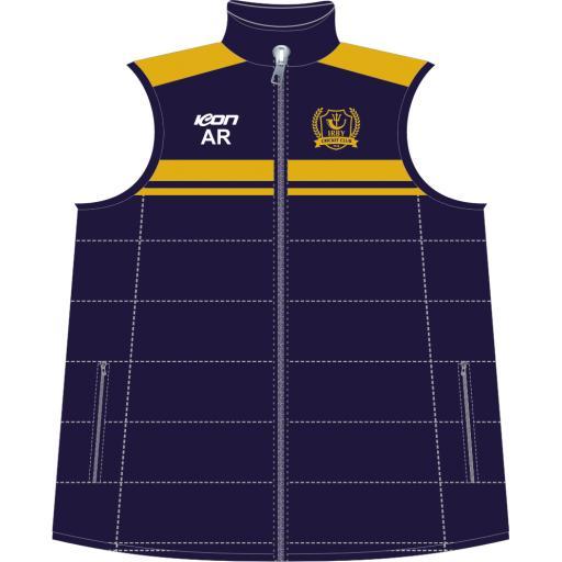 Irby CC Puffer Vest