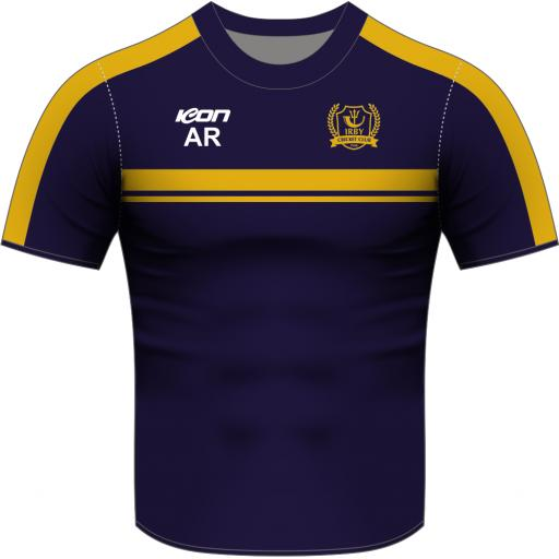 Irby CC Training T-Shirt - Short Sleeve