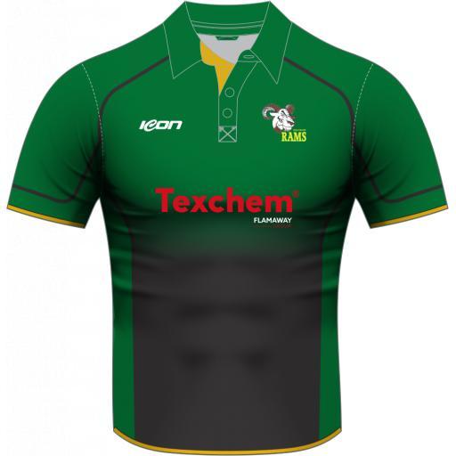 Milnrow CC T20 Shirt - Short Sleeve