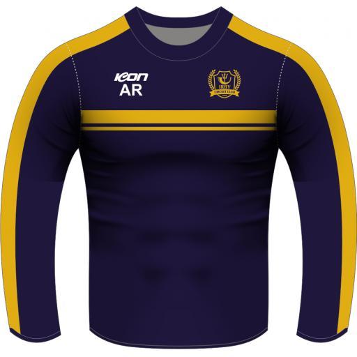 Irby CC Training T-Shirt - Long Sleeve