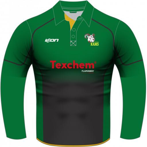 Milnrow CC T20 Shirt - Long Sleeve