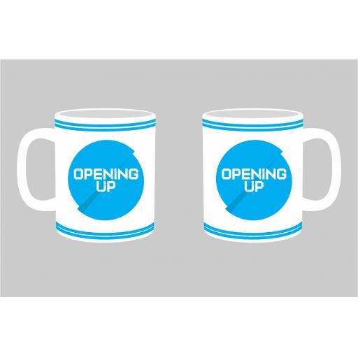 Opening Up - Mug