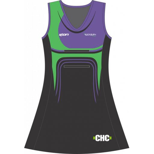 Bury Netball Match Dress