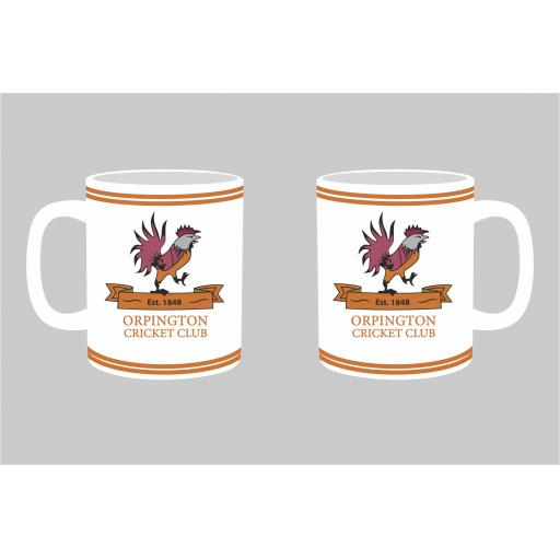 Orpington CC - Mug
