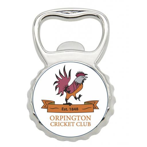 Orpington CC - Bottle Opener Fridge Magnet