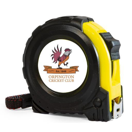 Orpington CC - Tape Measure