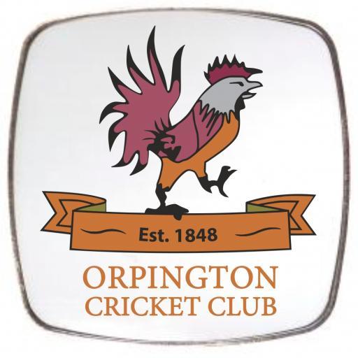 Orpington CC - Square Fridge Magnet