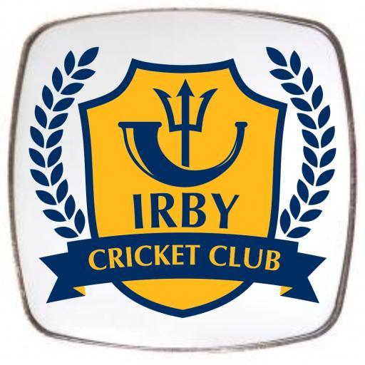Irby CC - Square Fridge Magnet