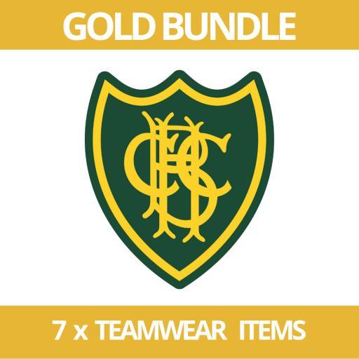 Hale Barns CC Gold Bundle