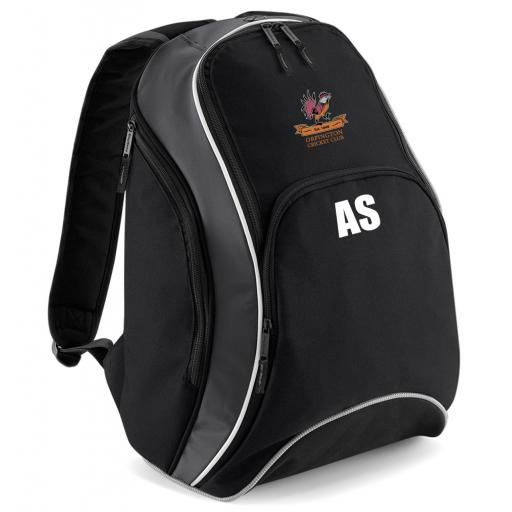 Orpington CC Club Backpack